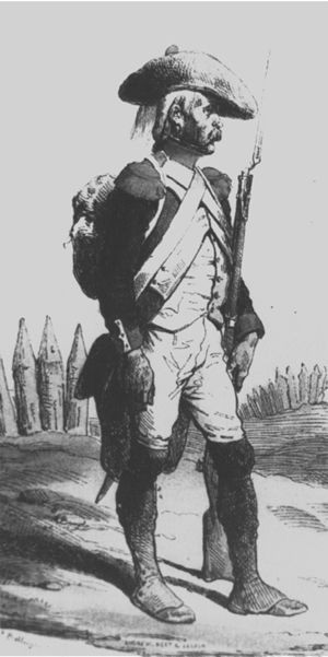 French Revolutionary Uniforms