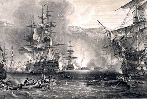 Royal Naval Attack on Algiers